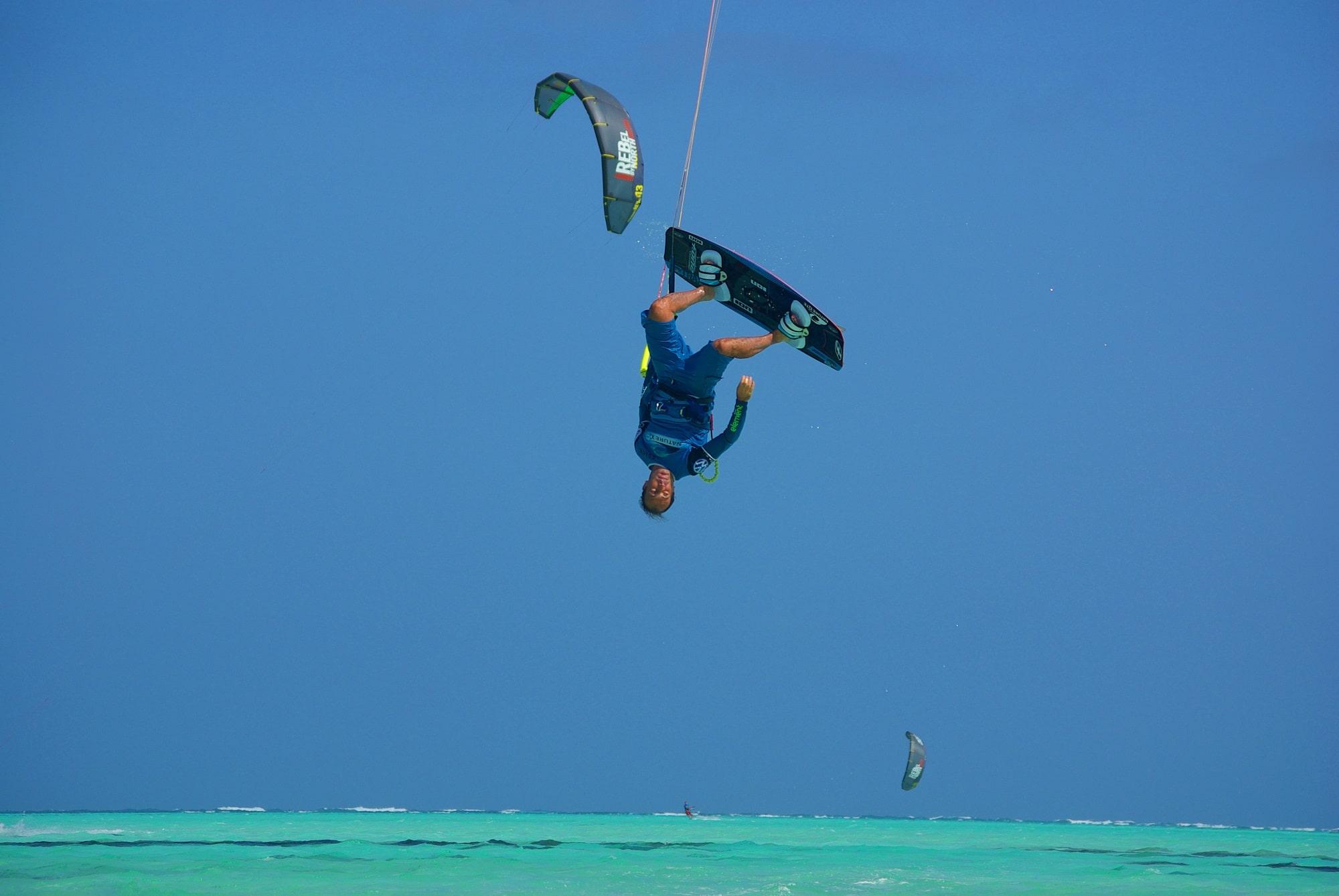Nature kite
